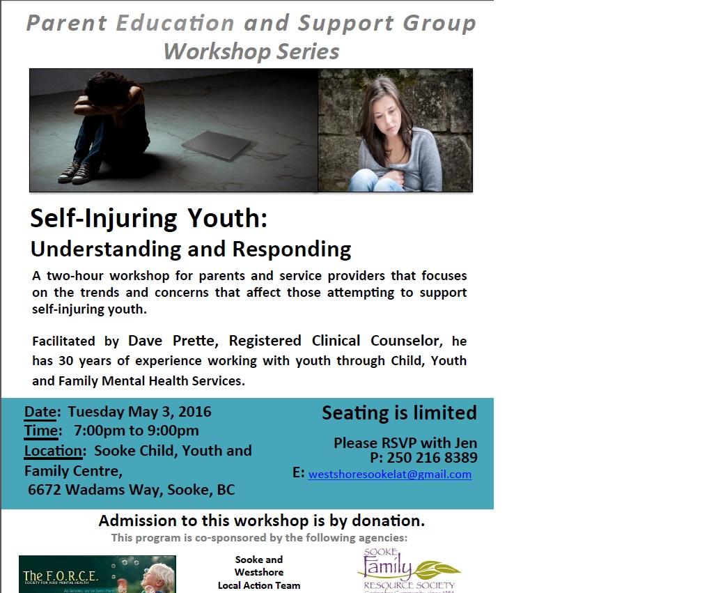 Parent Education Workshop Series
